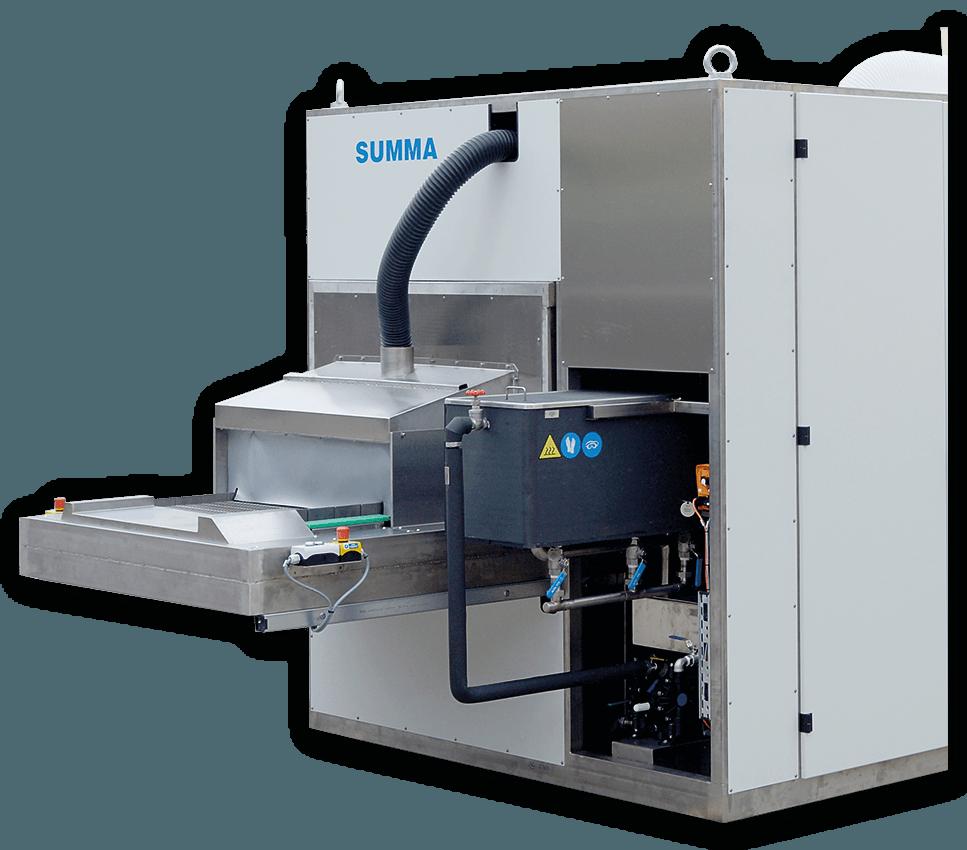 Průběžná zařízení | Summa s.r.o. | Šumperk