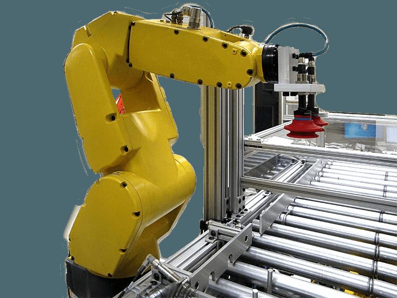 Robotická zařízení | Summa s.r.o. | Šumperk